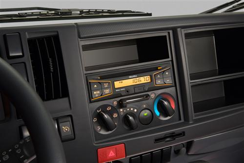 AM/FM/CD Radio with AUX and USB