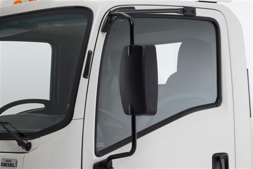 D-MAX Space Cab Arched deck Mirror Bracket for 102 inches Wide Body