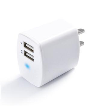 Dual USB Cell Phone Charger