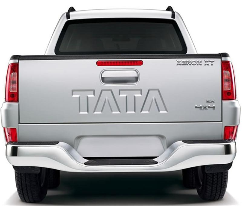 Chrome Rear Bumper