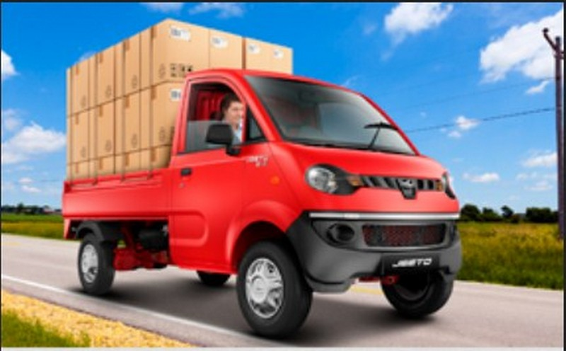 Mahindra Jeeto Goods Carrier