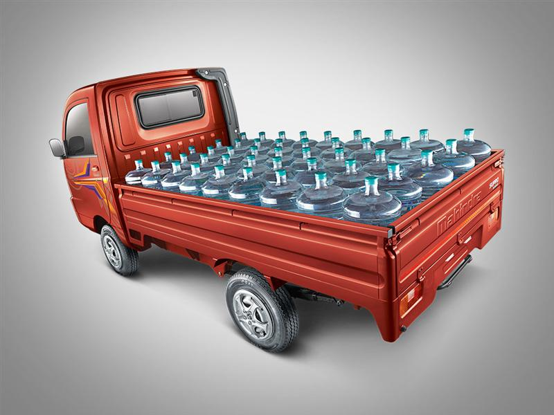Mahindra Supro Maxitruck T4 Bottle Holder