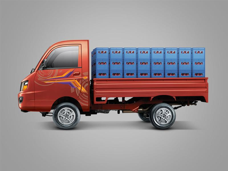 Mahindra Supro Maxitruck T4 Cool Drinks