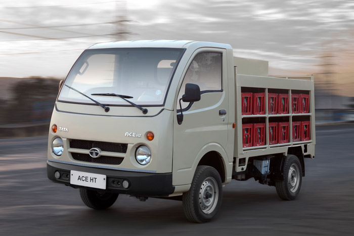 Tata Ace Dicor Tcic Bottle Carrier