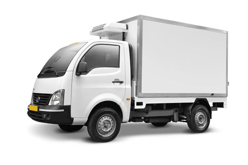 Tata Ace High Deck Delivery Van