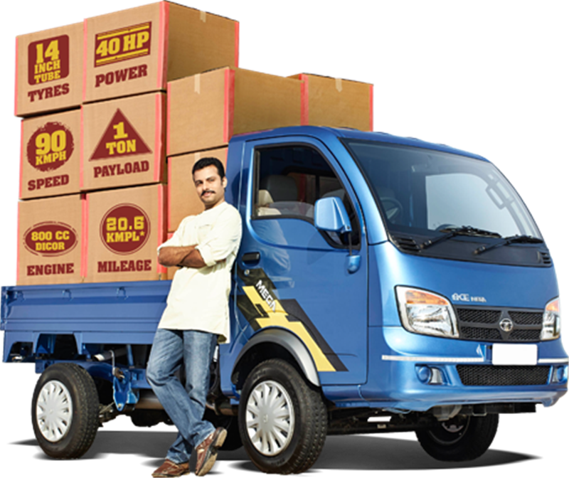 Tata Ace Mega Big Parcels
