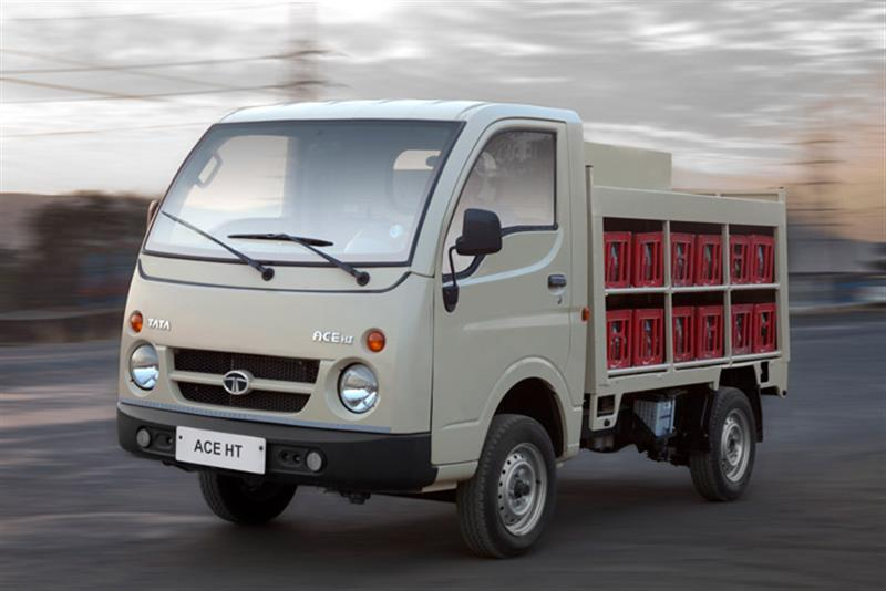 Tata Ace Mega Bottle Carrier