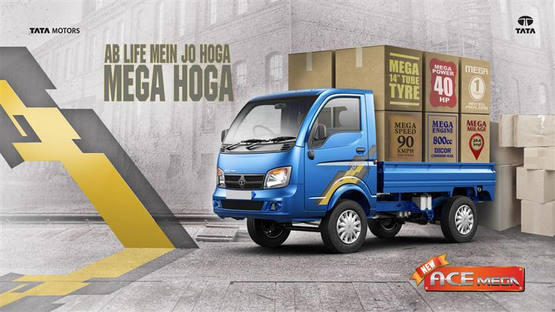 Tata Ace Mega Large Goods