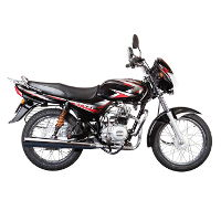 Bajaj CT 100 Picture