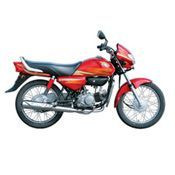 Hero Honda Deluxe Picture