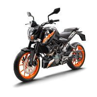 KTM Duke 200 Wallpaper