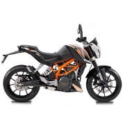 KTM Duke 390 ABS Picture