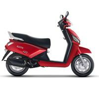 Mahindra Gusto Picture