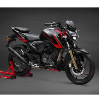 TVS Apache RTR 200 Wallpaper