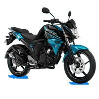 Yamaha FZ-S Picture