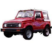 Maruti Gypsy Picture