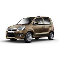 WagonR2006 Mdf Car Frame - Walnut Colour Mdf