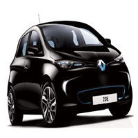Renault Zoe Electric Picture