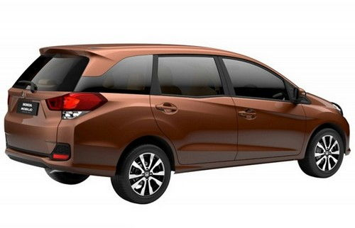 Honda Mobilio Car Colours
