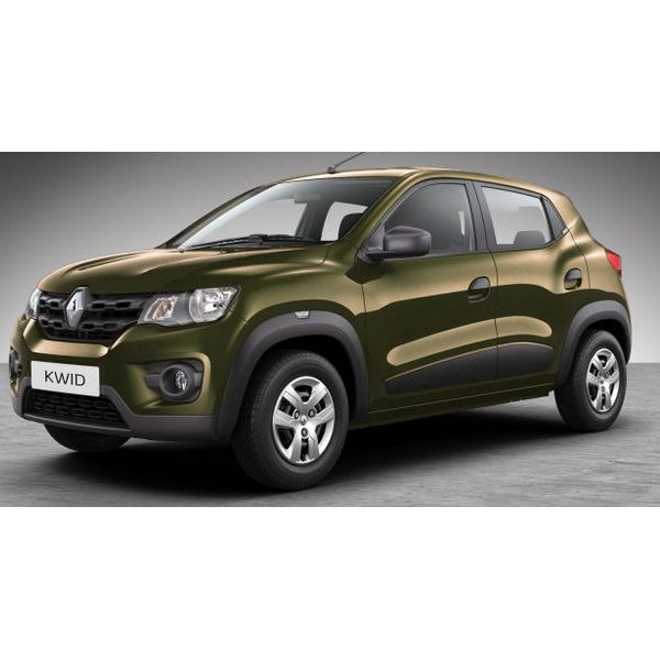 Renault Kwid Car Colours 5 Renault Kwid Colors Available In India