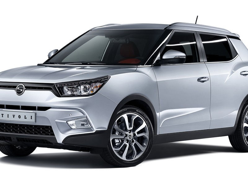 ssangyong tivoli car colours 4 ssangyong tivoli colors available in india. Black Bedroom Furniture Sets. Home Design Ideas