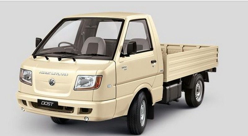 Ashok Leyland Dost Ls Colour Irish Cream
