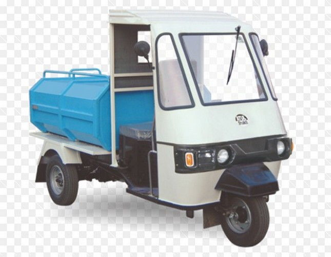 Atul Auto Water Tank Carrier Colour White