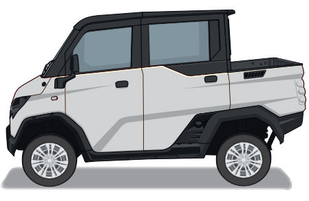 Eicher Polaris Multix Mx Color Silver