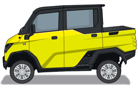 Eicher Polaris Multix Mx Color Yellow