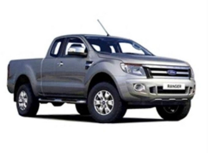 Isuzu D Max Space Cab Arched Deck Colour Metallic Silver