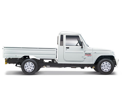 Mahindra Bolero Maxi Truck Plus Colour White