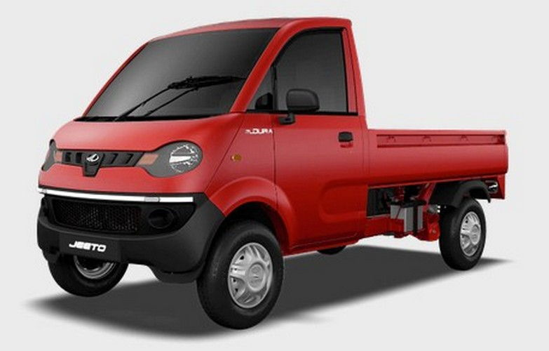 Mahindra Jeeto L6 11 Colour Sunrise Red