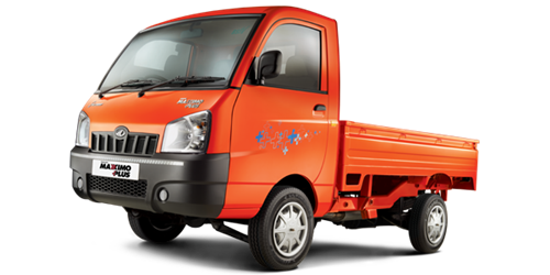 Mahindra Maxximo Colour Orange