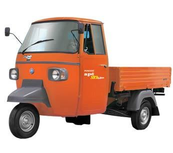 Piaggio Ape Xtra Ld Colour Red