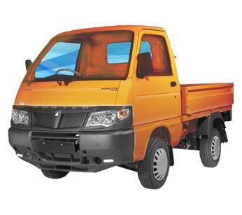 Piaggio Porter 1000 Colour Orange