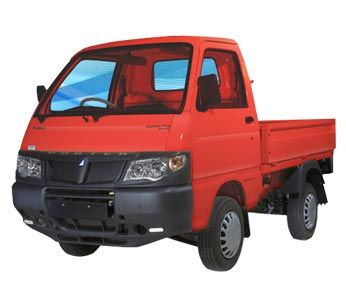 Piaggio Porter 1000 Colour Red