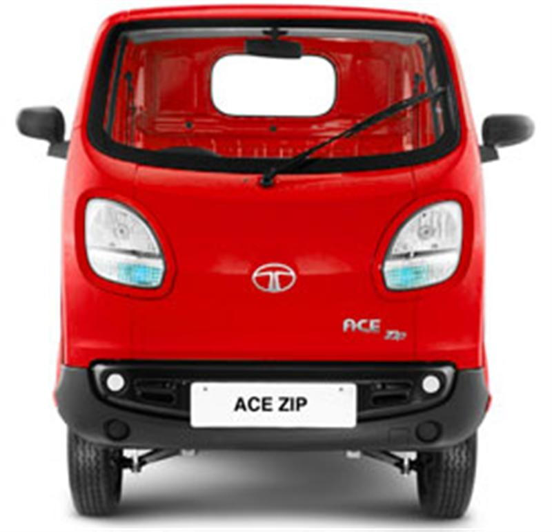 Tata Ace Zip Xl Colour Red