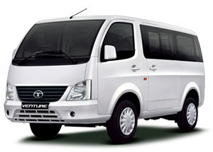Tata Venture Colour Ivorywhite