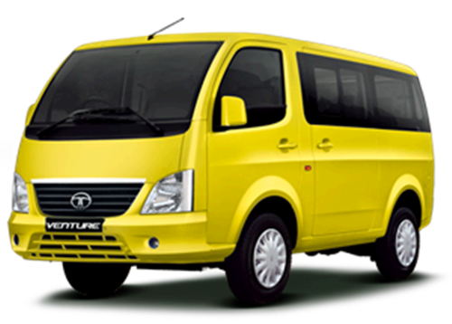 Tata Venture Colour Schoolyellow