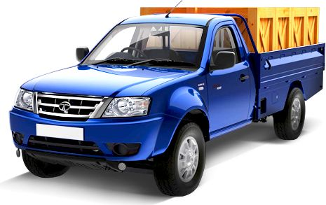 Tata Xenon Crew Cab Colour Blue