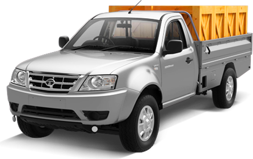 Tata Xenon Crew Cab Colour Gray