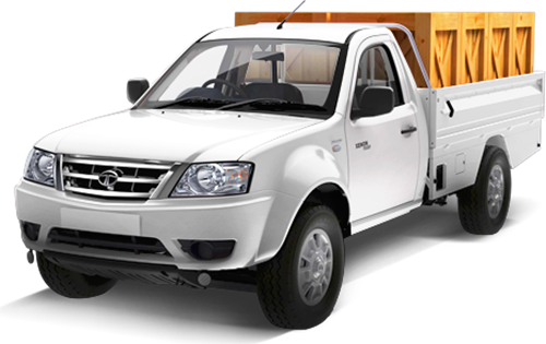Tata Xenon Crew Cab Colour White