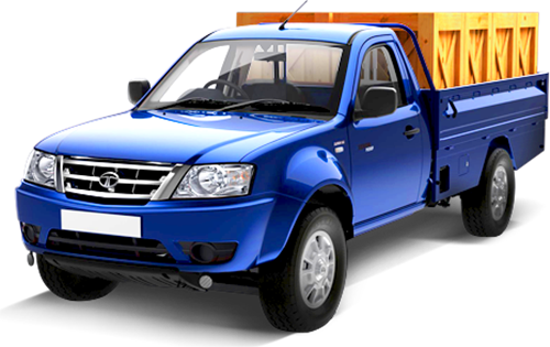 Tata Xenon Colour Blue
