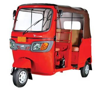 Tvs King Lpg Colour Red