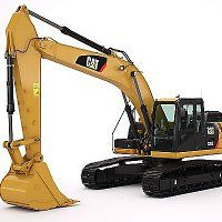 Caterpillar 326D L Series 2 Picture