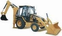 Caterpillar 424B Picture