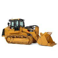 Caterpillar 973D Picture