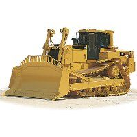 Caterpillar D8R Picture
