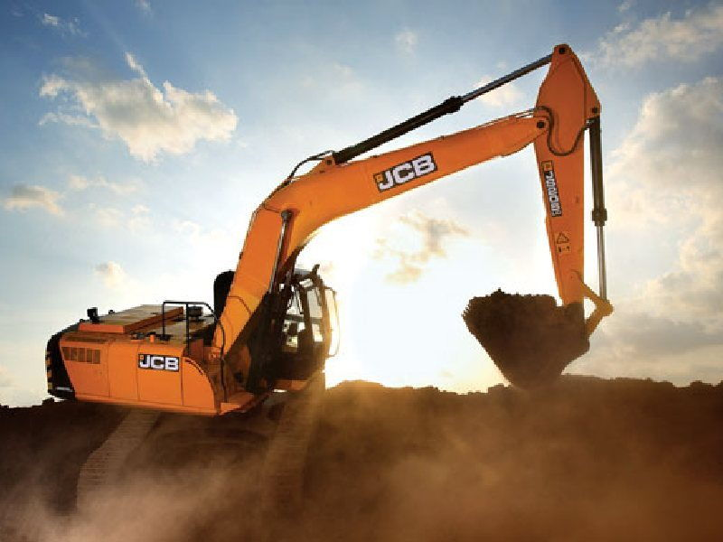 JCB JS205LC Picture -4