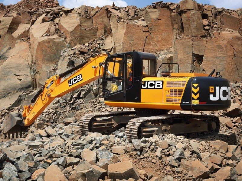 JCB JS205LC Picture -7